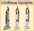 Lindhaus Upright Vacuum Cleaners