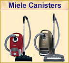 Miele Canister Vacuum Cleaners