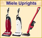 Miele Upright Vacuum Cleaners