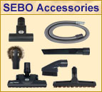 SEBO Vacuum Cleaner Accessories