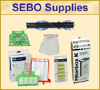 SEBO Vacuum Cleaner Supplies