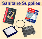 Sanitaire Vacuum Cleaner Supplies