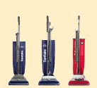Sanitaire Upright Vacuum Cleaners