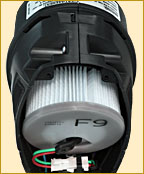 Miele Hygiene Exhaust Filter