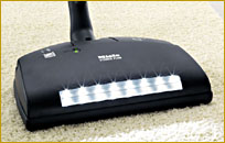 Deluxe SEB 236 Powerbrush with LED Headlights